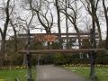 Le banc géant du jardin des plante